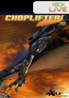 Photo de la boite de Choplifter HD