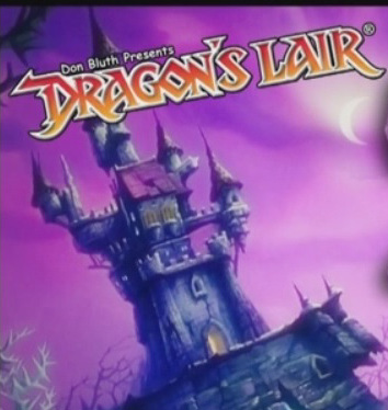 Photo de la boite de Dragon s Lair